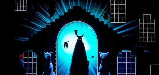 Театр Наций Синяя синяя птица