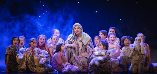 Музыкальный театр «Карамболь» Иосиф и его удивительный плащ снов