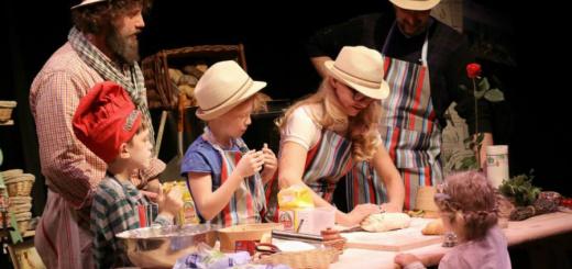 Театр Вкуса Семейная пекарня