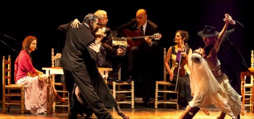Tango Metrópolis Dance Company Танго-Шоу